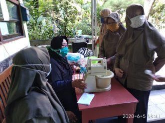 Tetap Produktif Ditengan Pandemi Membuat Roti NJ