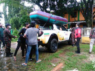 Kerahkan Ratusan Relawan, Muhammadiyah Dirikan 7 Pos Pelayanan Bantu Warga Kalimantan Selatan