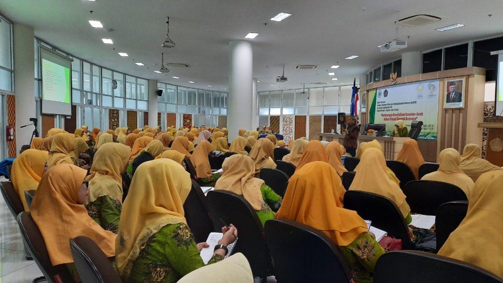 Potret Perjalanan Pergerakan LLHPB PWA Jawa Tengah Pada Tahun 2020