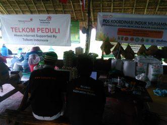 Tanggap Darurat Banjir, MDMC Kalimantan Selatan Didukung Layanan Internet Gratis
