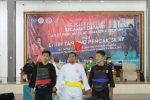 Latih Tanding Tapak Suci UMS, IPSI Surakarta dan Banyuasin