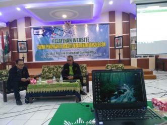 Pelatihan Website Muhammadiyahsolo.com