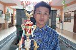 Siswa SMP Muhammadiyah PK Raih Emas