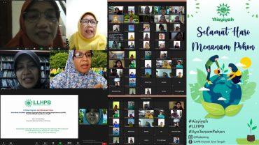 LLHPB  Aisyiyah se Jawa Tengah Siapkan Aksi Menanam Pohon pada Peringatan Hari Menanam Pohon Indonesia