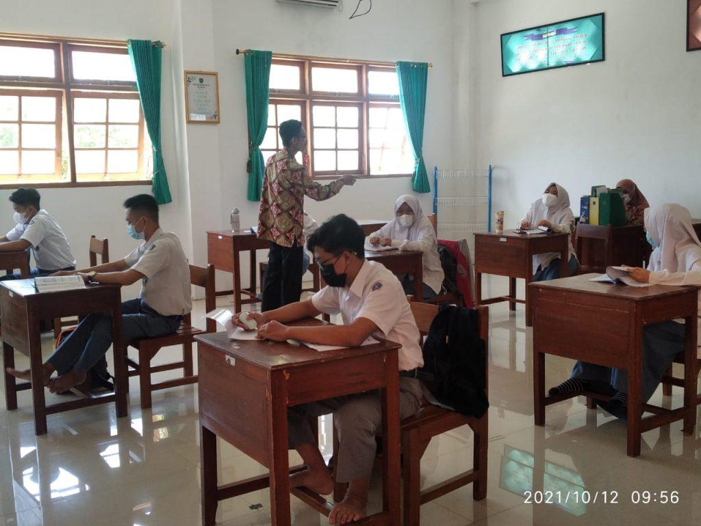 Asyiknya Berdiskusi Makna Pahala dan Dosa di SMA Muhammadiyah PK Kottabarat